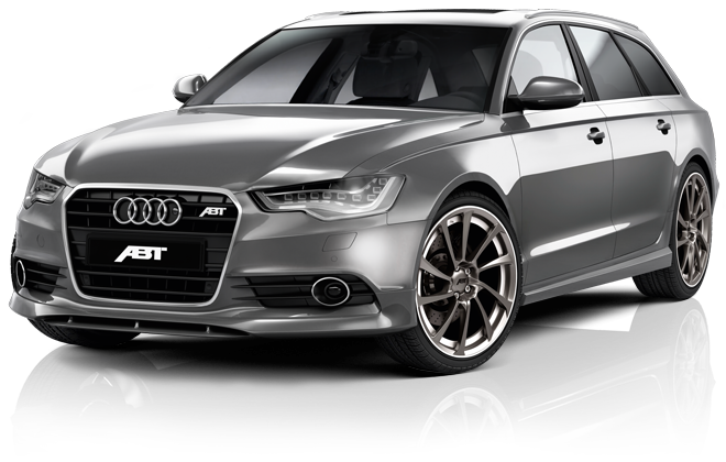 Audi A6 Tuning from ABT Sportsline - Image - Abt Sportsline PNG