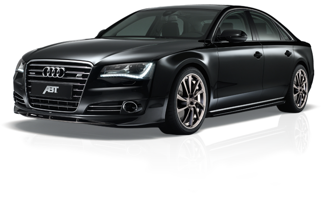 Audi A8 Tuning from ABT Sportsline - Image - Abt Sportsline PNG