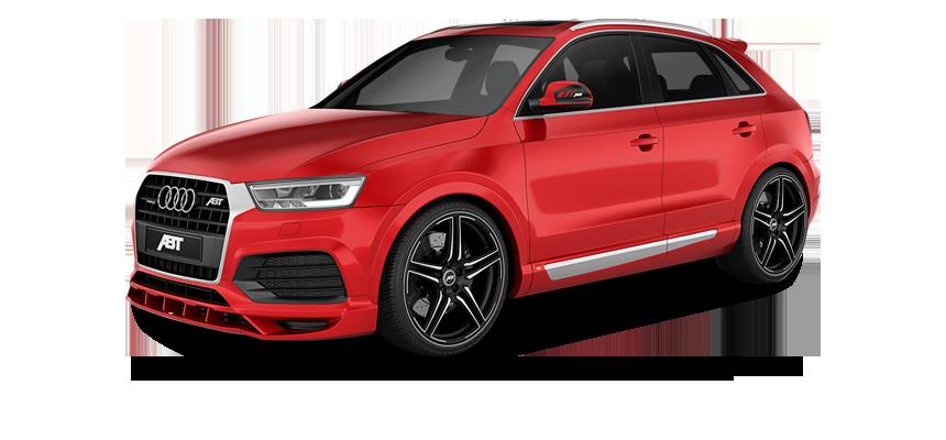 Audi Q3. ABT CAR MODELS - Abt Sportsline PNG