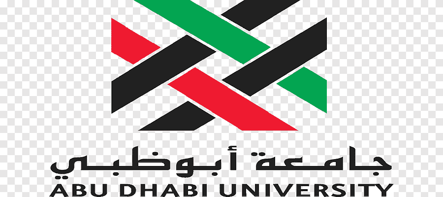Abu Dhabi University Logo Edu