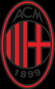 ac milan Logo - Ac Cesena Vector PNG