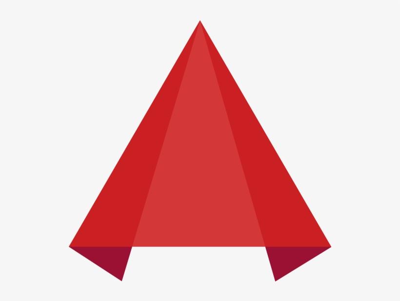 Autocad Logo - Autocad 2015 Logo Png - 539x544 Png Download - Pngkit - Acad Logo PNG