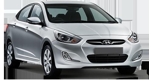 Hyundai Accent Blue Otm. - Accent Auto Logo PNG