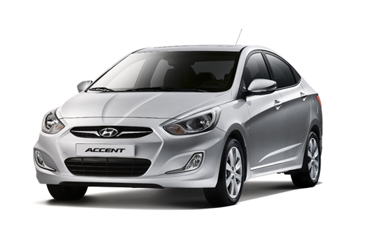 Accent Auto Logo PNG