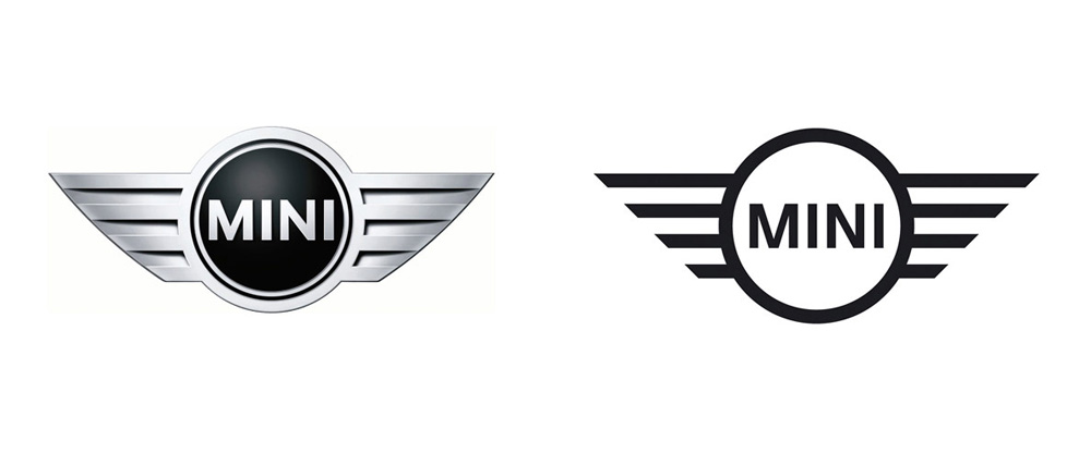 New Logo for MINI by KKLD - Accent Auto Logo Vector PNG