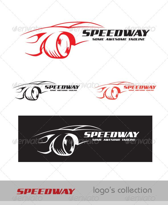 SpeedWay Logo - Accent Auto Logo Vector PNG