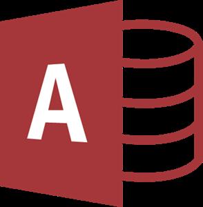 Microsoft Access 2013 Logo Vector - Access Advertising Logo PNG