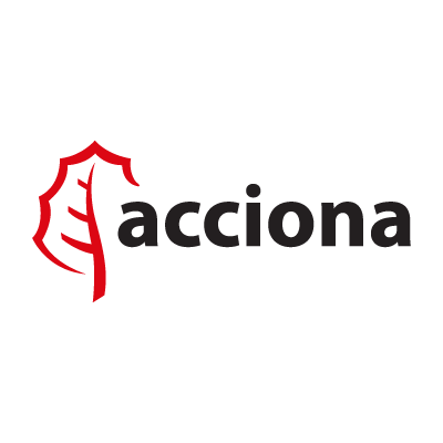 Acciona vector logo . - Acciona PNG