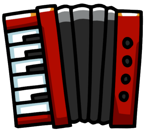 Accordian.png - Accordion PNG
