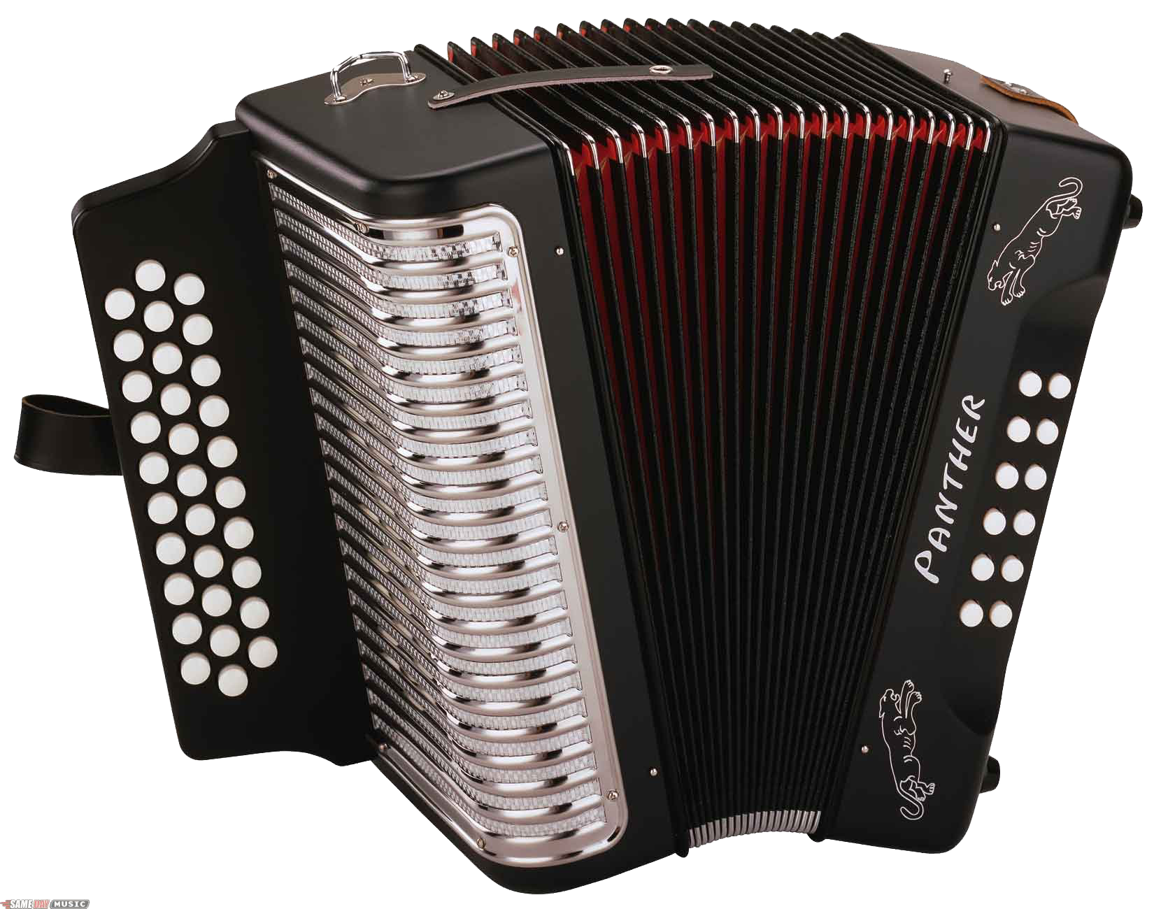 Accordion PNG File
