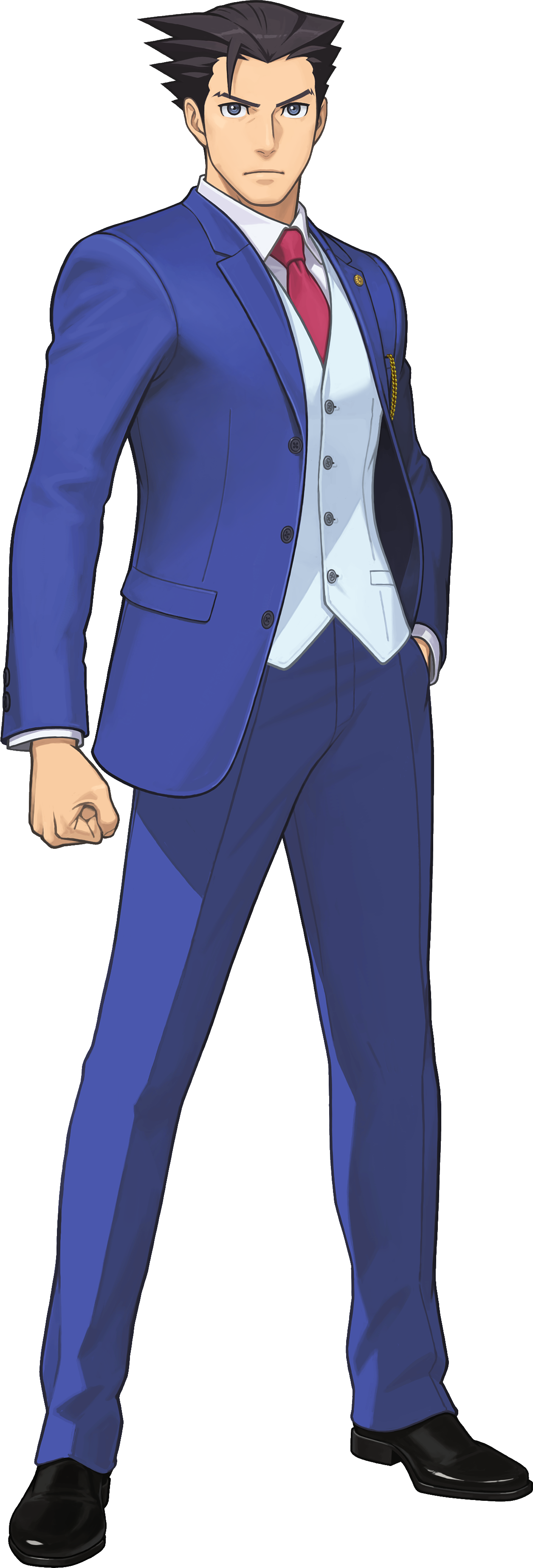 Image - Phoenix wright AA6.png | Ace Attorney Wiki | FANDOM powered by Wikia - Ace Attorney HD PNG