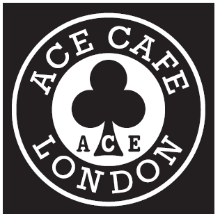 Ace Cafe Logo Square - Logo Ace Cafe London PNG - Ace Cafe London Vector PNG