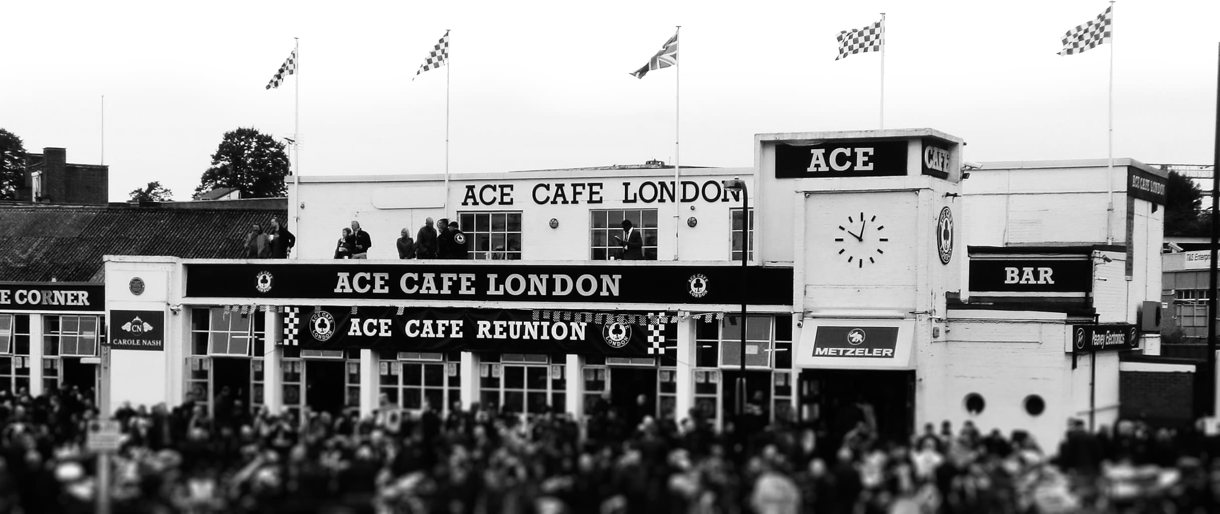 Events - Ace Cafe London Vector PNG