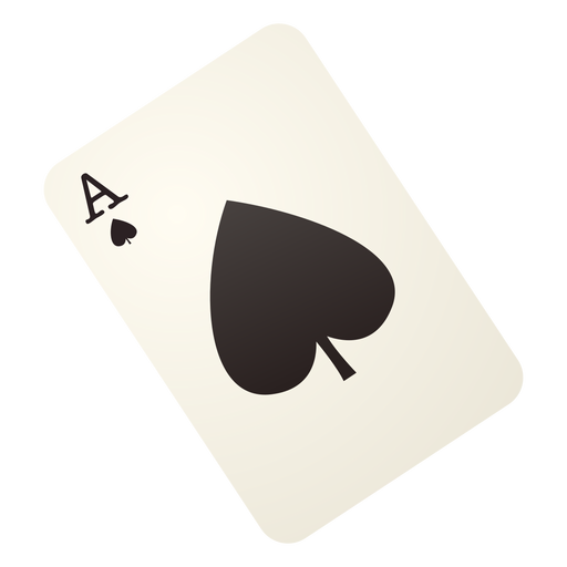 Ace Card PNG - 25984