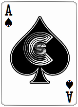 Card Sharks Ace.png - Ace Card PNG