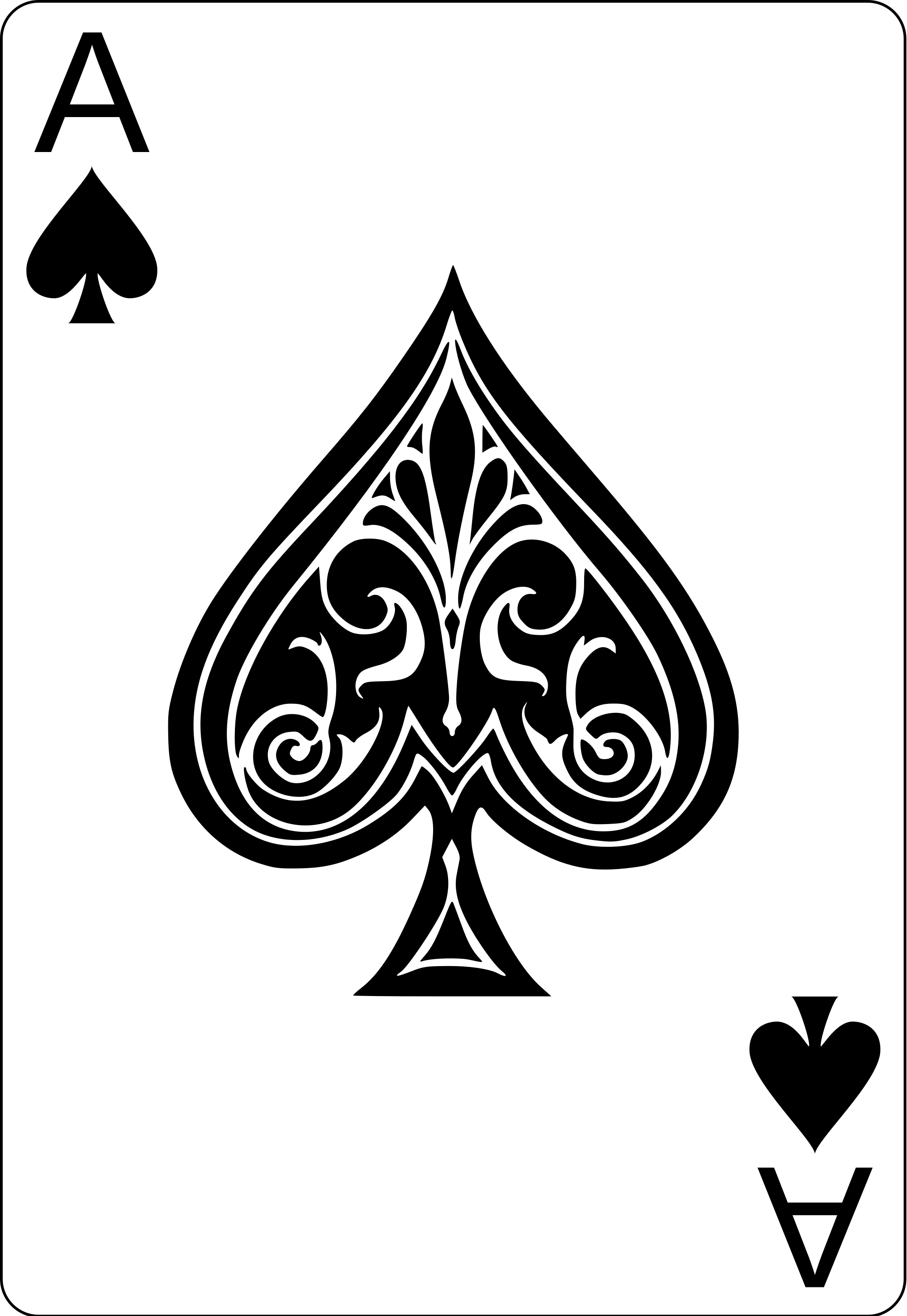 Ace Card PNG - 25977