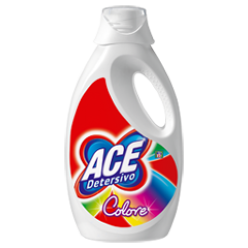Ace color detersivo liquido Ace color 25 lavaggi - Ace Detersivo PNG