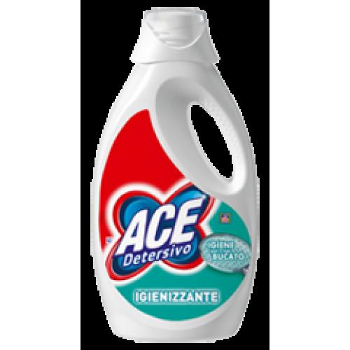 Ace detersivo igienizzante liquido Ace igienizzante 25 lavaggi - Ace Detersivo PNG