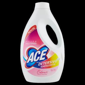 Ace Detersivo Liquido Colorati 26 Lavaggi - Ace Detersivo PNG