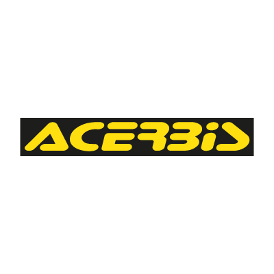 logo Acerbis Moto logos in vector format (EPS, AI, CDR, SVG) free download - Acerbis Moto Logo PNG