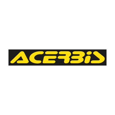 Acerbis Moto logo vector . - Acerbis Motorcycle Logo Vector PNG