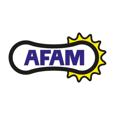 AFAM logo vector . - Acerbis Motorcycle Logo Vector PNG