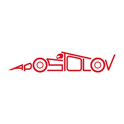 Apostolov logo vector . - Acerbis Motorcycle Logo Vector PNG