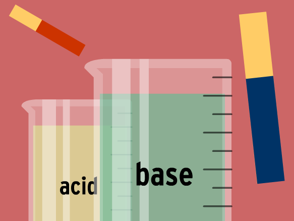 Biochemistry Resource: BrainPOP Acids u0026 Bases, a simple introduction/review  of acids u0026 - Acid And Base PNG