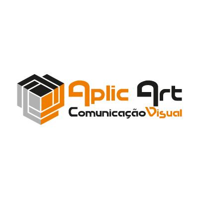 Aplic Art logo vector . - Abgraphitos Vector PNG - Acis Vector PNG