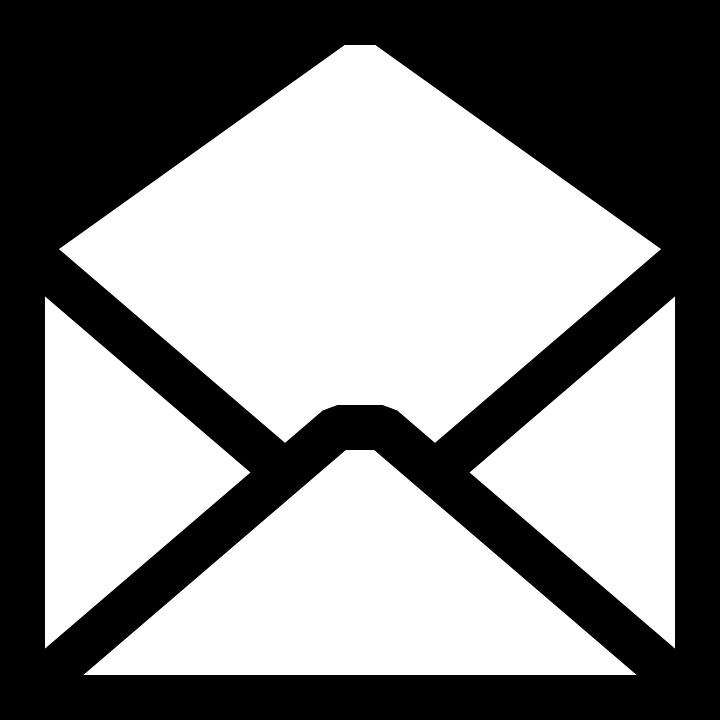 Zarf, Açık, Posta, Pul, Açıldı, Açılış, E Posta, Işaret - Acis Vector PNG