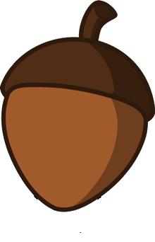 Acorn Body.png - Acorn PNG