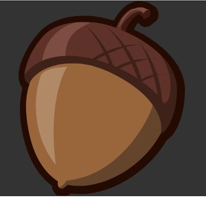 Acorn.png - Acorn PNG