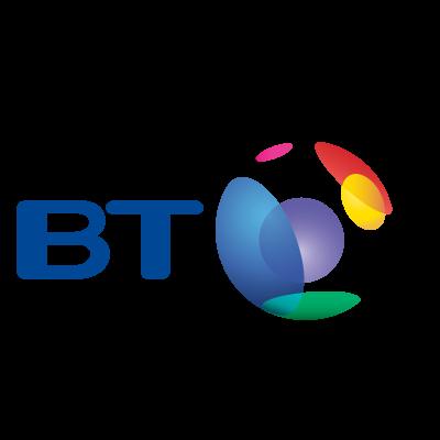 BT Group logo vector . - Acot