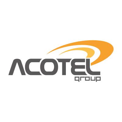 Acotel Group Logo Vector PNG