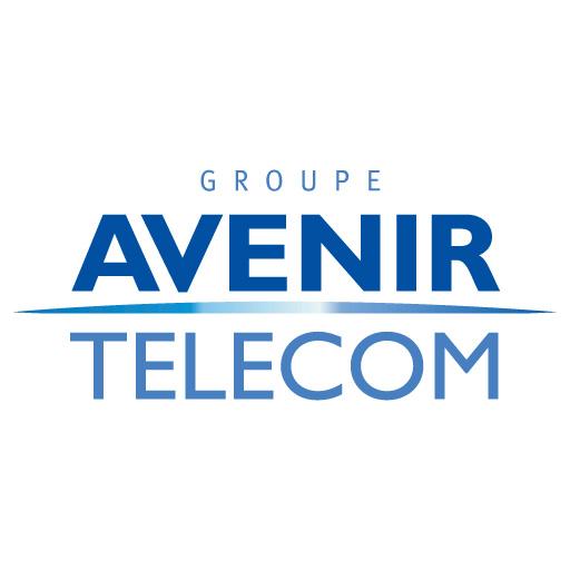 Avenir Telecom logo vector . - Acotel Group Logo Vector PNG