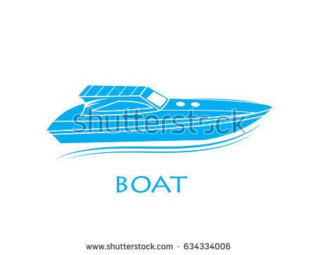 boat logo vector - Acqua Boat Logo Vector PNG