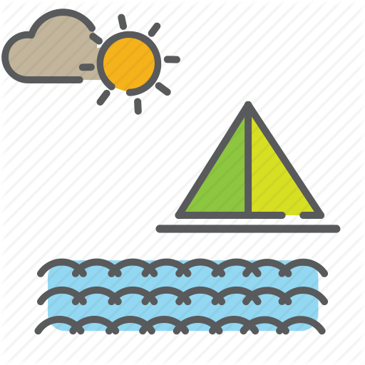 aqua, boat, marine, offshore, sea, shore, yatch icon - Acqua Boat PNG