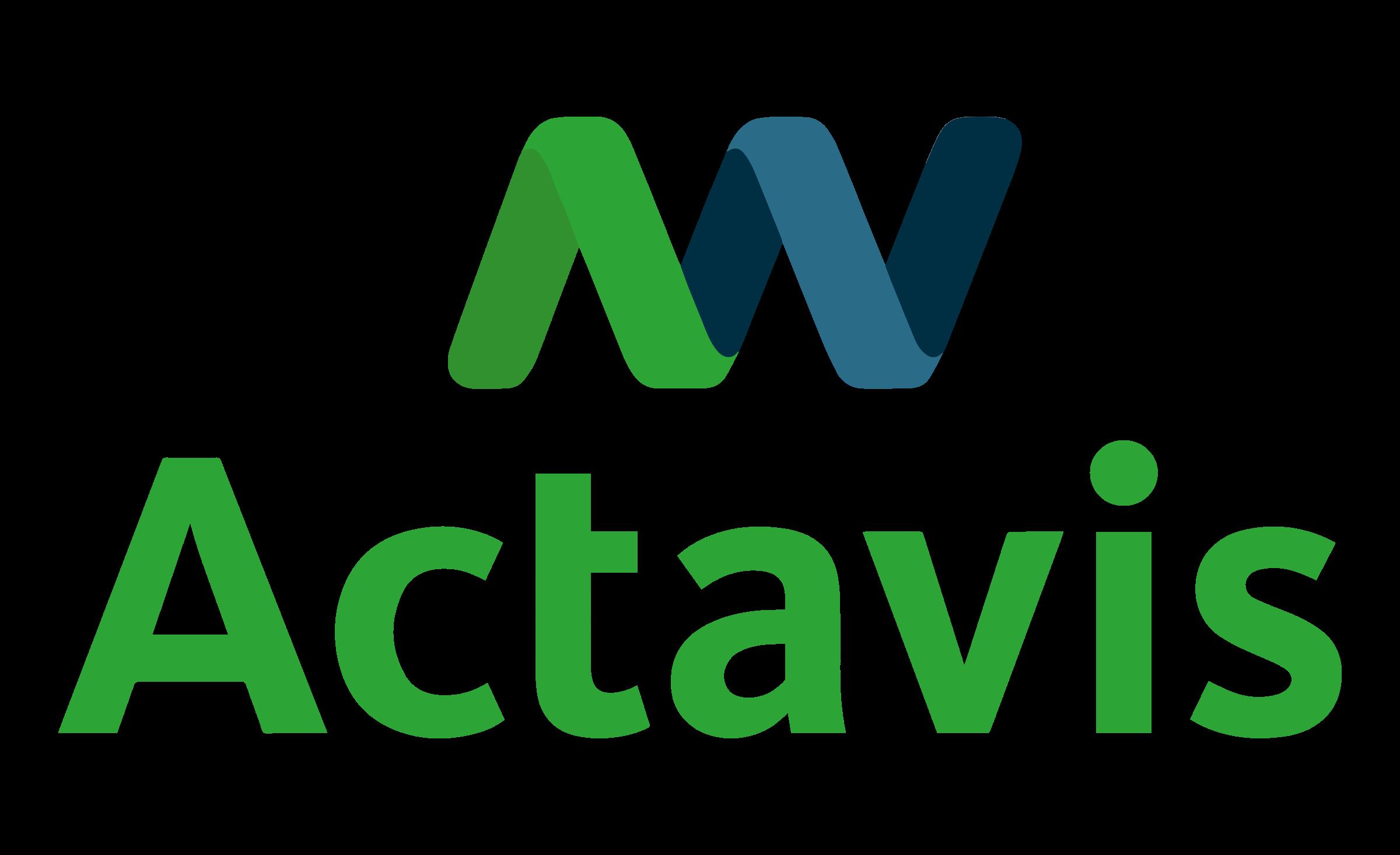 Actavis logo png transparent - Actavis PNG