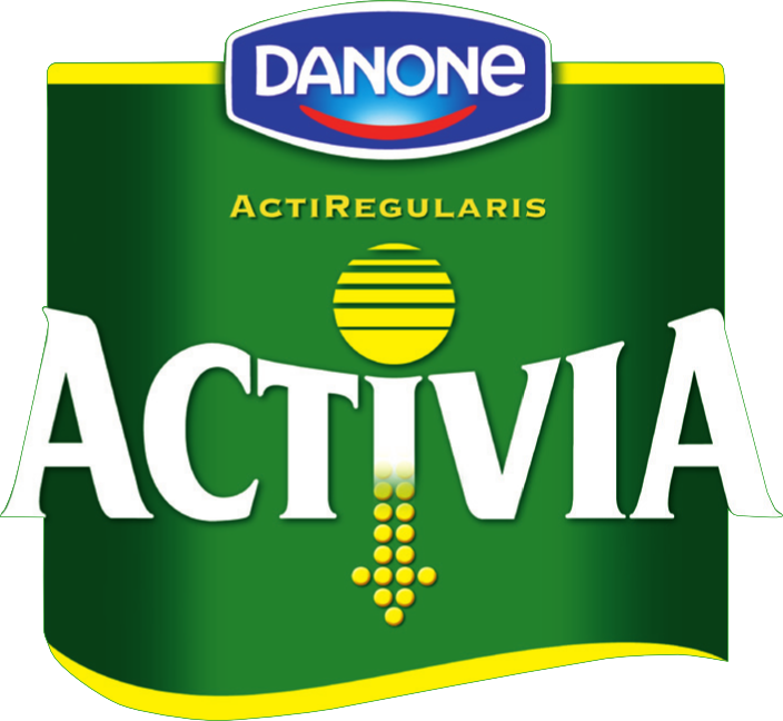 Danone Activia.png - Activia Vector PNG