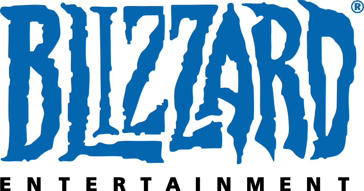 Blizzard_Entertainment_Logo.svg - Activision Vector PNG