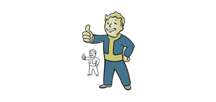 Nintendo Vector Logo · Vault Boy Vector - Activision Vector PNG