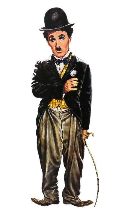 Charlie Chaplin PNG - Actor PNG
