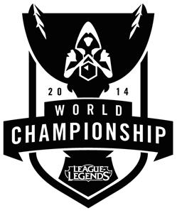 Ada World vector logo . League of Legends World Championship Logo - Ada Ajans Vector PNG