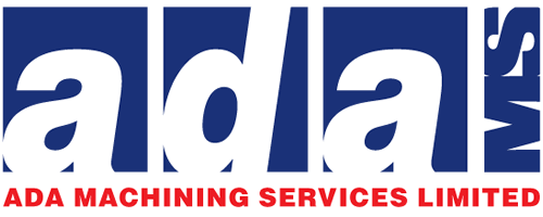 ADA Heavy Machining - Ada World Logo PNG