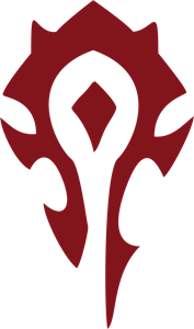 World of Warcraft Horde PvP Logo - Ada World Logo PNG