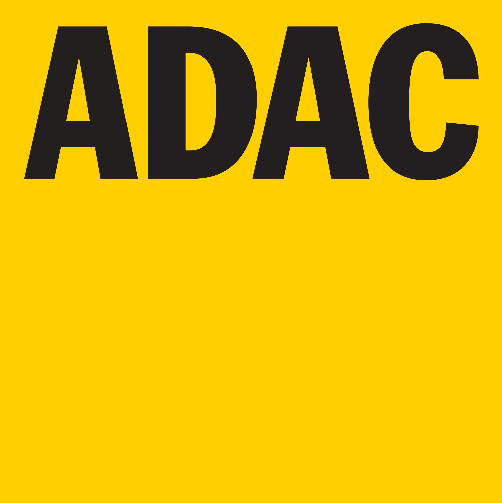 Adac Logo Vector PNG