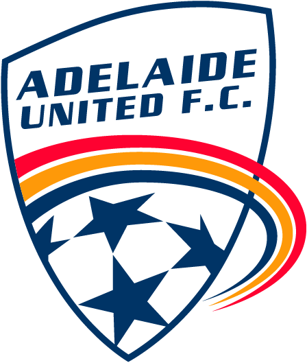 Adelaide United FC logo.png - Adelaide United Fc PNG