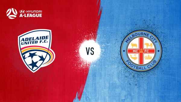 Adelaide United vs Melbourne City - Round 4 - Adelaide United Fc PNG