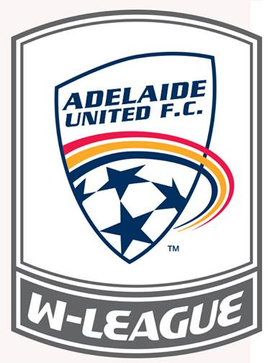 File:Adelaide United FC W-League logo.png - Adelaide United Fc PNG