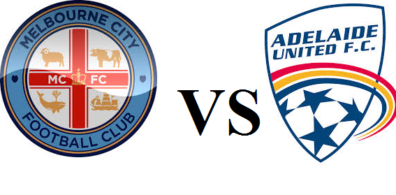 Melbourne City and Adelaide City open Round four on a warm Friday night in  Melbourne. The night will mark the first opportunity viewers of free to air  PlusPng.com  - Adelaide United Fc PNG